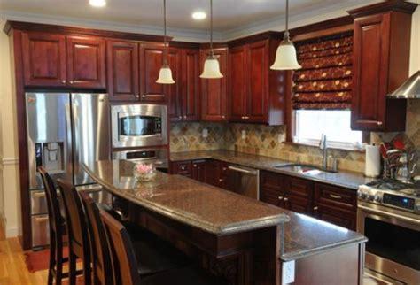 10x10 kitchen designs with island the reason to choose dark maple kitchen cabinets modern