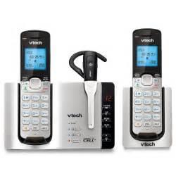 connect two phones vtech ds6671 3 dect 6 0 expandable cordless