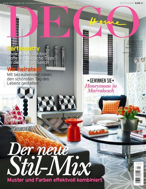 decor magazine get inspired reading the best interior design magazines