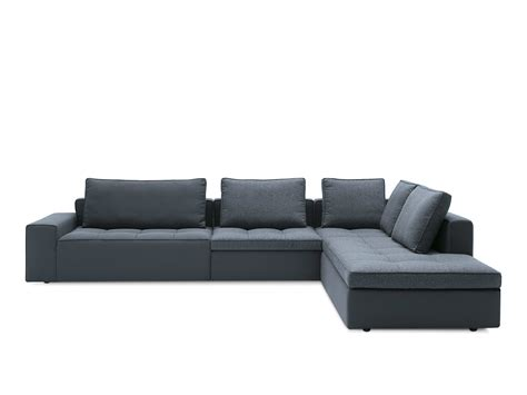 corner fabric sofa with chaise longue lounge mix 02 by