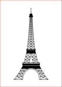 Black Eiffel Tower Clip Art