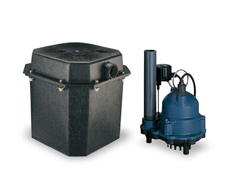 pre plumbed sink tray system sump pump sta rite pumps pre plumbed sink pump system 1 3 hp