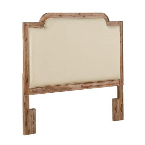 fabric and wood headboard dorel living wood fabric headboard ebay