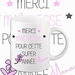 Cadeau Pour Maitresse D École : mug personnalis ma tresse pour cole cadeau mug pour ~ Melissatoandfro.com Idées de Décoration