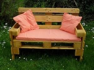 Sofa Aus Paletten Matratze : 25 best ideas about sofa aus palletten auf pinterest ~ Michelbontemps.com Haus und Dekorationen