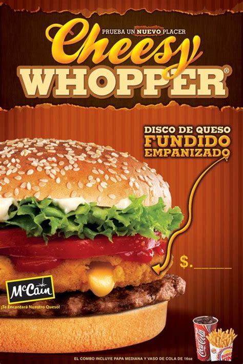 poster cuisine fast food poster designs whopper burger king 14 print