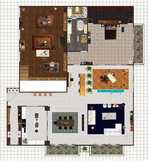 min joon apartment floor plan man   stars   apartment floor plans house