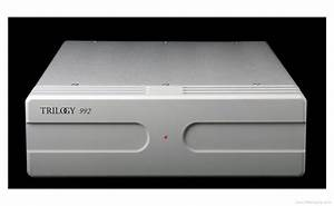 Trilogy Audio 992 - Manual - Mono Power Amplifier