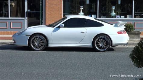 Need mpg information on the 2001 porsche 911? 2001 Porsche GT3 Start Up & Soft Acceleration - YouTube