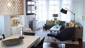 Interior design bright warm lakeside townhouse youtube for Interior decorating ideas for townhouse
