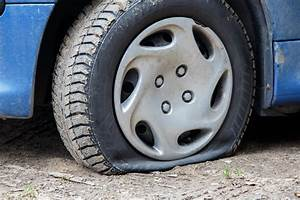 Not All Flat Tires Are Created Equal