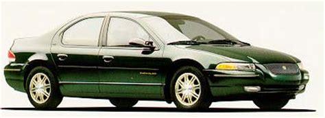 how things work cars 1997 chrysler cirrus transmission control chrysler cirrus lxi 1997