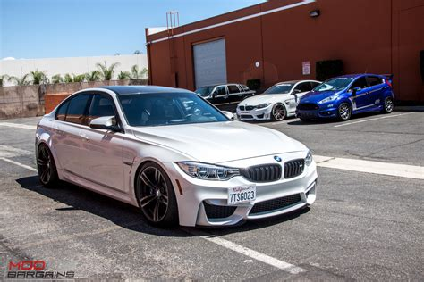 Quick Snap F80 Bmw M3 On H&r Springs