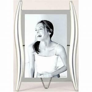 Cadre Photo 13x18 : cadre photo vague argent bross 13x18 emd ~ Teatrodelosmanantiales.com Idées de Décoration