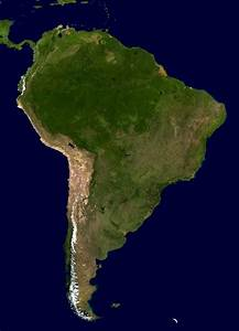 Free photo: South America, Continent, Land, Map Free Image on Pixabay 74073