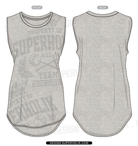 tank top template fashion design templates vector illustrations and clip artswomen s hem tank top template
