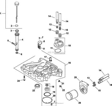 kohler cv  pitteri violini  hp  kw parts
