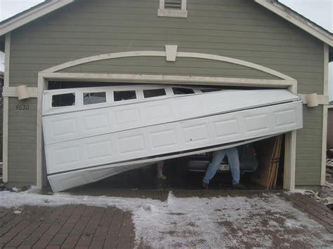 Does Homeowner Insurance Cover Garage Door Repair Or