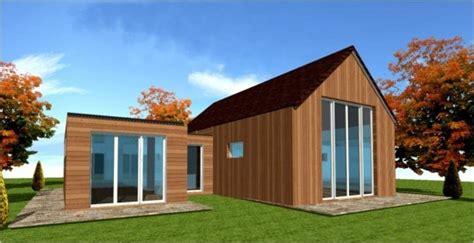 prix d une maison prix cout et devis de construction d une maison ossature bois maisons bois foret