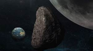 Attack of the asteroids: New video shows where they hit ...