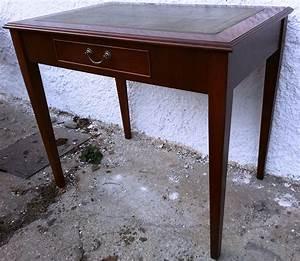 Kleiner Schreibtisch Mit Schublade : kleiner mahagoni schreibtisch englischer schreibtisch antik m bel antiquit ten alling bei ~ Indierocktalk.com Haus und Dekorationen
