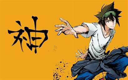 Jin Mori God Anime Highschool Resolution Wallpapers
