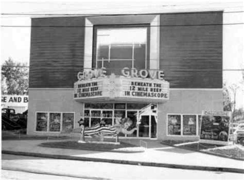 Grove Cinema by Grove Theatre In Atlanta Ga Cinema Treasures