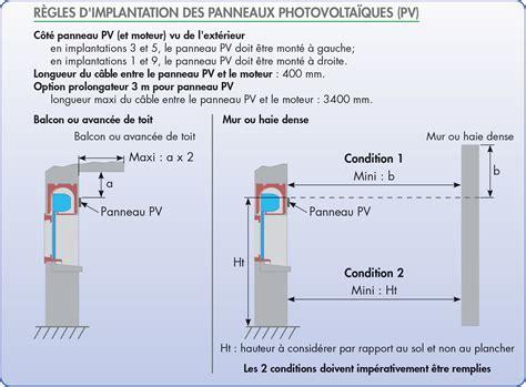 pose coffre titan volet roulant solaire tableau isolant