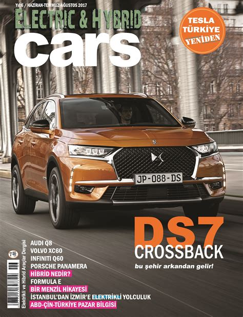 Electric Hybrid Cars 2017 by Electric Hybrid Cars Dergisinin Yeni Sayısı 199 ıktı Tehad