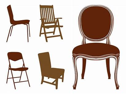 Chairs Silhouettes Chair Silhouette Graphics Vectors Sitting