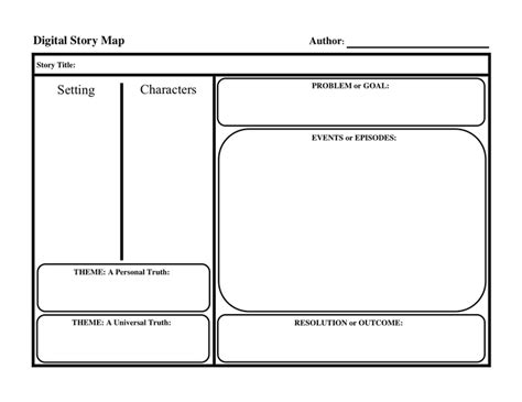 story map template   documents   word