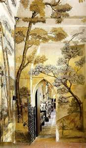Enchanted Forest Wall Mural Tree