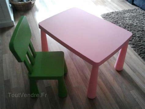 table  chaise pour enfant ikea ouistitipop