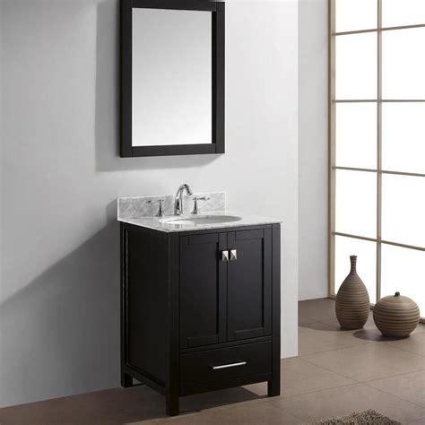 Bathroom Mirrors Espresso Finish
