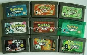 all pokemon gameboy games