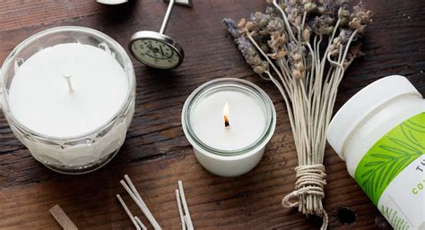 Diy Scented Candles, Your New Favorite Use For Coconut Oil