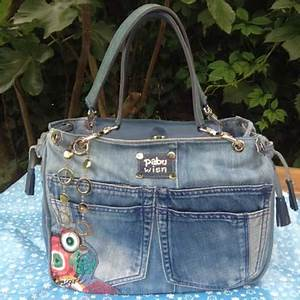 Taschen Selber Machen : jeans taschen n hen pinterest jeans tasche taschen n hen e jeans ~ Orissabook.com Haus und Dekorationen