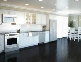 one wall kitchen with island six great kitchen floor plans