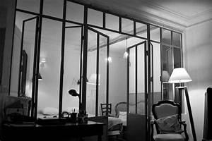 Verriere Atelier Exterieur : verriere d 39 interieur verriere atelier d 39 artiste fabricant de verrieres sur mesure ~ Melissatoandfro.com Idées de Décoration