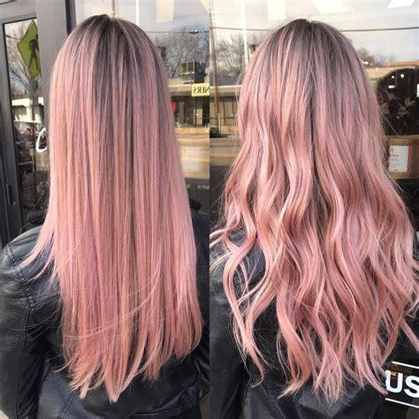 Pin By Morgan On Hair Hair Hair Color Pastel Pink Hair