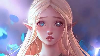 Zelda Legend Computer Breath Wild Wallpapers Princess