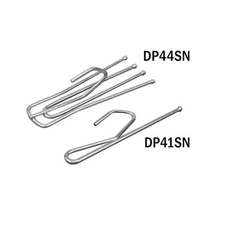 4 Prong Drapery Hooks by 4 Prong Neck Drapery Hook Package 10