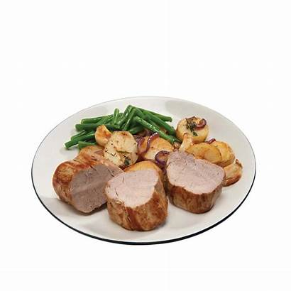 Pork 600g Steak Centra Marinated Fresh Irish