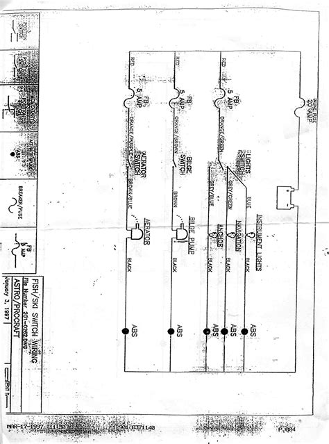 1998 Procraft 180 Wiring Diagram... Any help is appreciated.