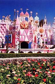 Its a Small World Disney World