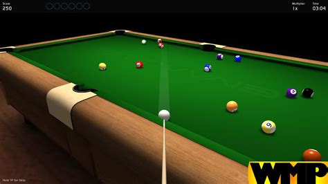 Amazing Deluxe Pool (billiard) Game
