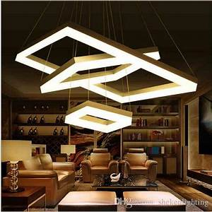 Discount modern led pendant lights for dining room living