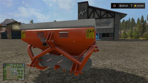 what are salt ls kubota fertilizer spreader v1 0 for ls17 farming
