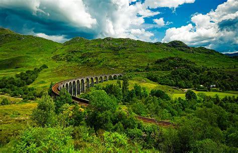 Free photo: Scotland, Viaduct, Landscape - Free Image on