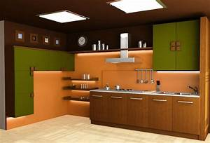Furniture Guru: Modular Kitchens - quite the rage!